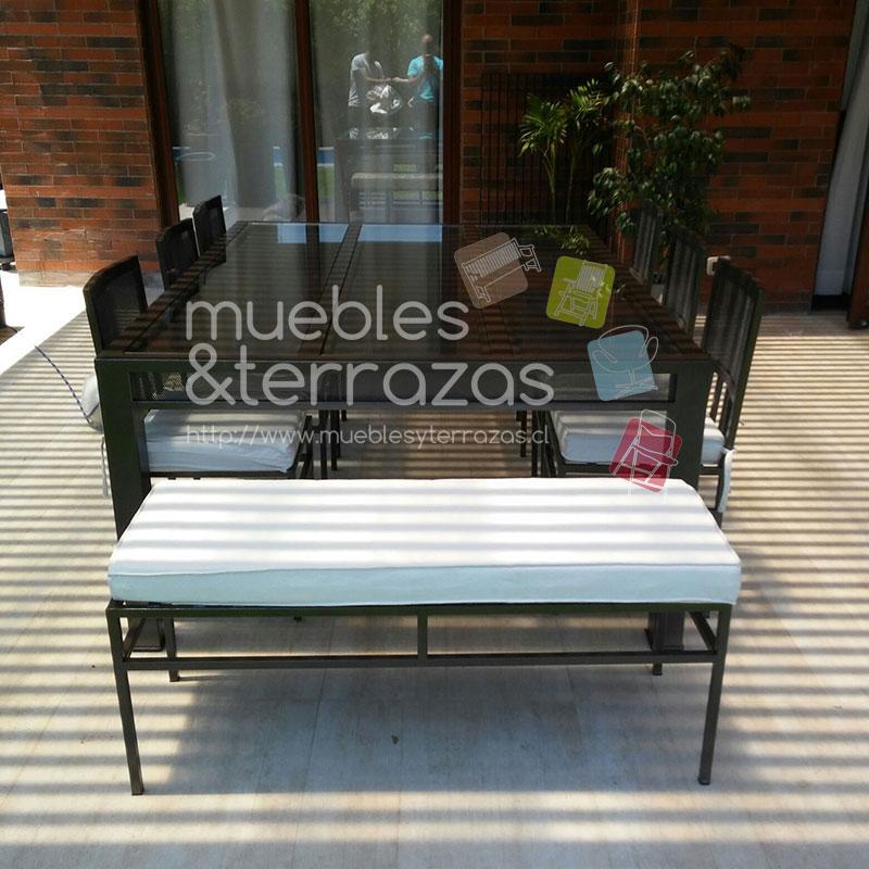 Vistoso Muebles De Banqueta Comedor Ornamento - Muebles Para Ideas ...